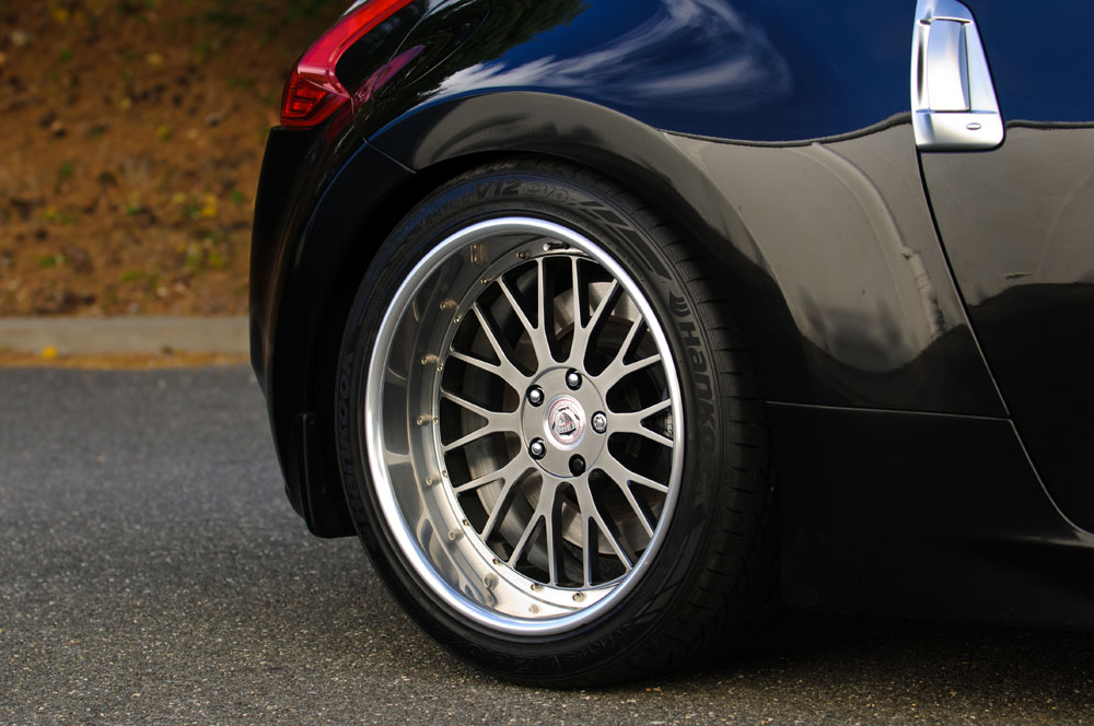 For Sale Forged Specialties Wheels With Hankook Tires