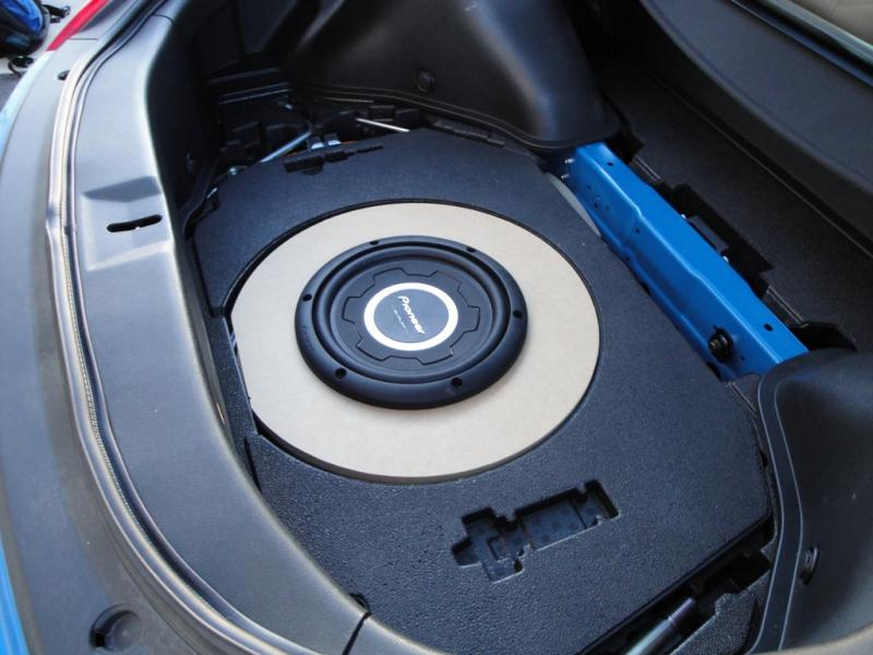 Nissan 370z Forum Jikhead S Album Custom Sub Box In