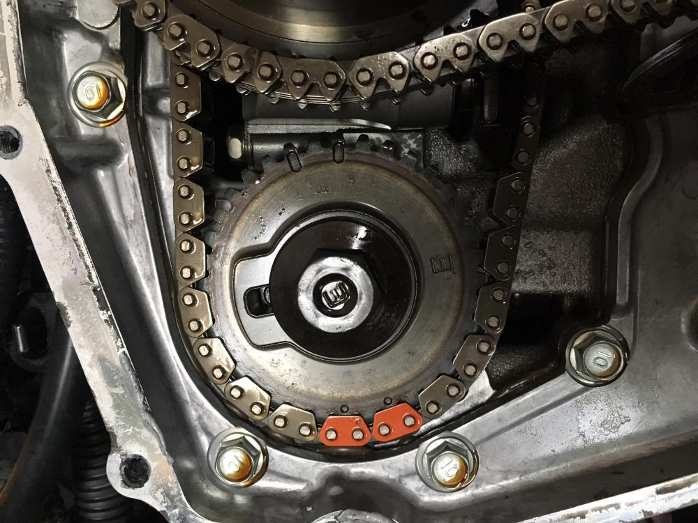 VQ37vhr timing chain - Nissan 370Z Forum
