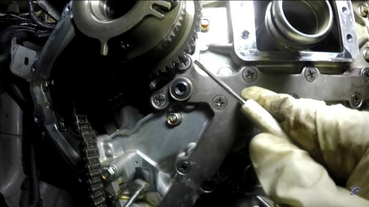 DIY: 370z Oil Galley - Nissan 370Z Forum
