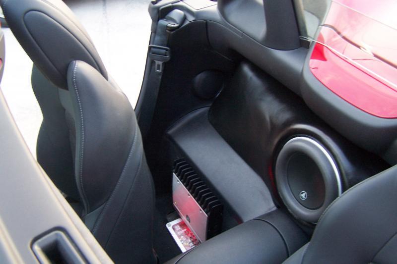 Nissan Grand Rapids >> Fiberglass Sub box in 370z roadster - Nissan 370Z Forum