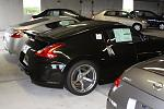 my z when i got it off the dealership