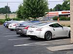 06/12/10 MtnRun Chic-Fil-A parking Lot