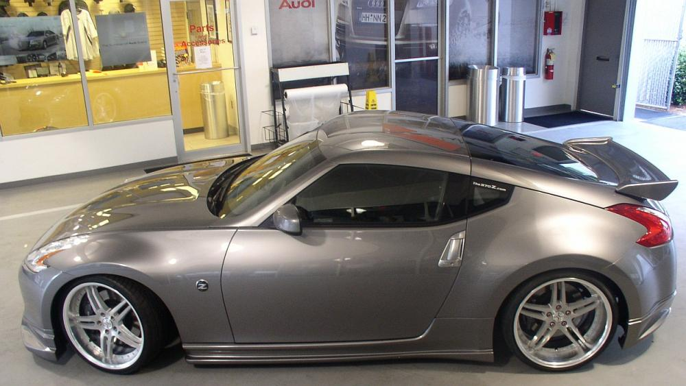 Sunline Bodykit Colormatched