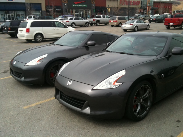 40th anniversary sighting page 2 nissan 370z forum. Black Bedroom Furniture Sets. Home Design Ideas