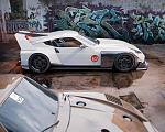 nissan 370z long nose looks like a japanese viper 1
