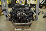 twin turbo build my 370Z