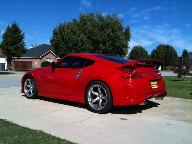 Silver Or Red 370z Help Nissan 370z Forum