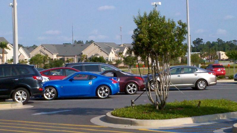 Nissan 370z Forum Mezzzers Album Baby Blue Misc Picture