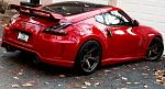 Red Nismo 370z ['12]