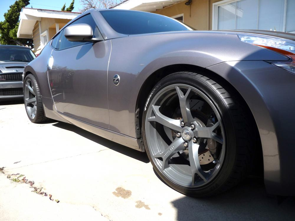 Nismo Factory Rims Powder Coated Gr 02 Page 3 Nissan