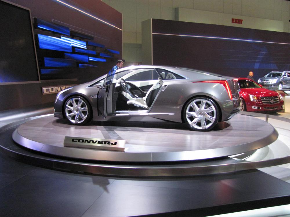 album la auto show preview nightonly the special cars picture