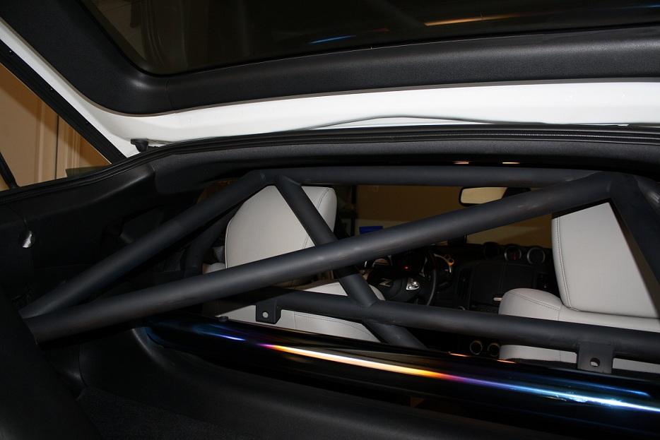 Nissan 370z Aftermarket Parts ... Nissan 370Z Custom Roll Bars besides 2009 Nissan Versa. on nissan 370z