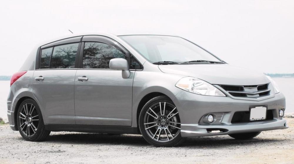 My 09 Nissan Versa Tiida Nissan 370z Forum