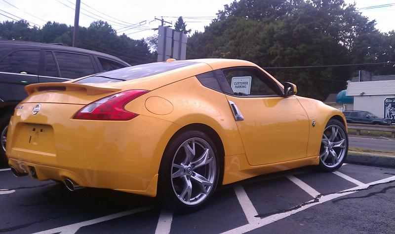 The Day I traded it in on my G37 :(