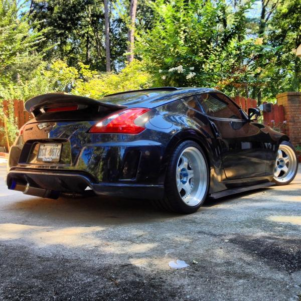 Official 370z Wheel Fitment Guide Pics Specs Only