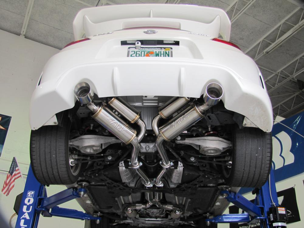 Considering a Nismo!! - Page 3 - Nissan 370Z Forum