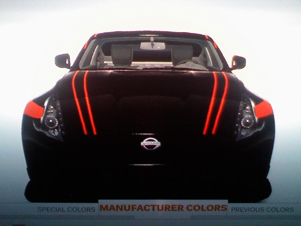 Racing Stripes Page 3 Nissan 370z Forum