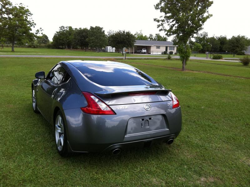 Nissan Lafayette La >> new pics since the tint and spoiler - Nissan 370Z Forum