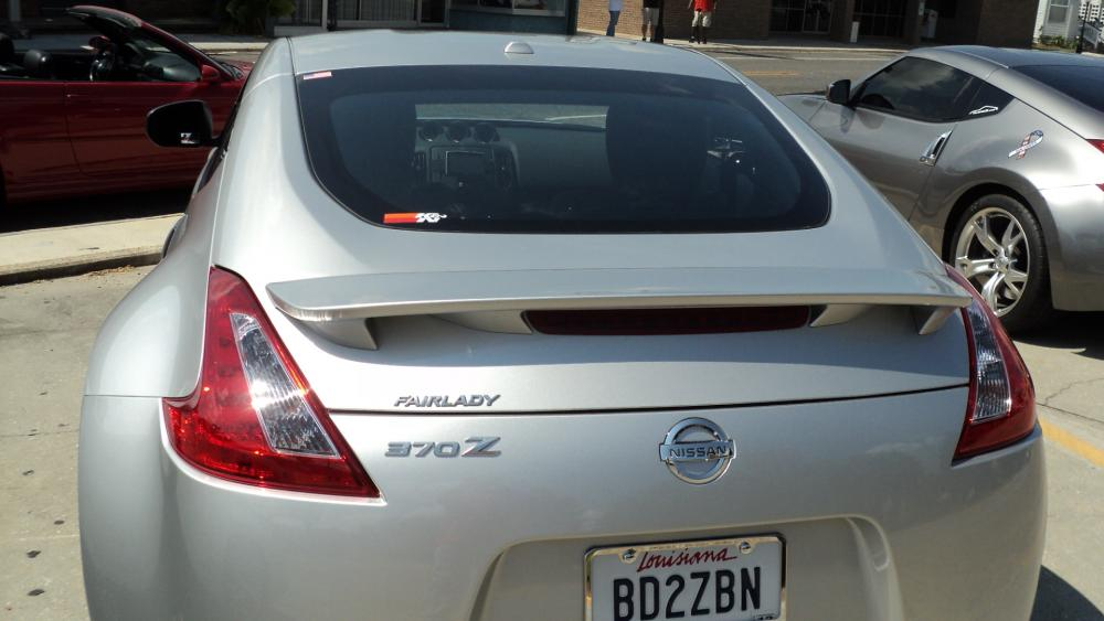 "Fairlady 370Z - Just ""BAD TO Z BONE""...."