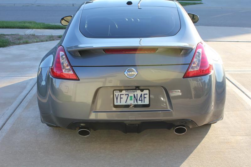 Nissan 370z Forum Pbhakta S Album Roof Fangs