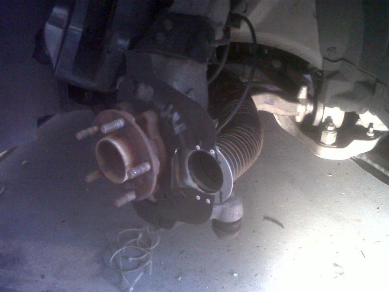 Diy Brake Cooling Ducts Nissan 370z Forum
