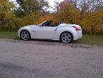2010 Pearl roadster
