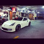 370Z TT 7AT from Brazil - O meio...