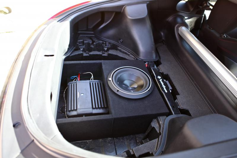 For Sale 10 Quot Custom Subwoofer Enclosure Spare Tire