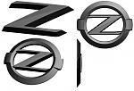 Nissan 370z Emblems