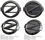 Nissam Z Emblem (Design 2   Overall)