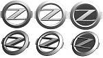 Nissam Z Emblem (Design 4   Comparison)