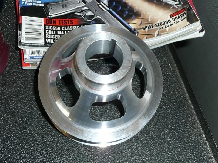 Stillen Underdrive Pulley - Review/Pics/Dyno/Vid - Nissan 370Z Forum