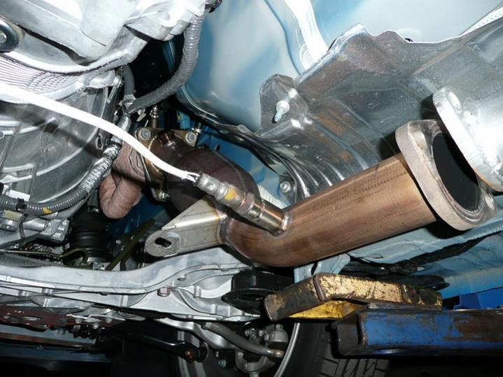 Nissan 370Z Forum - View Single Post - Stillen Headers