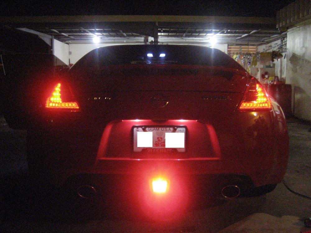 Diy Of Complete Fog Lamp Install Nissan 370z Forum