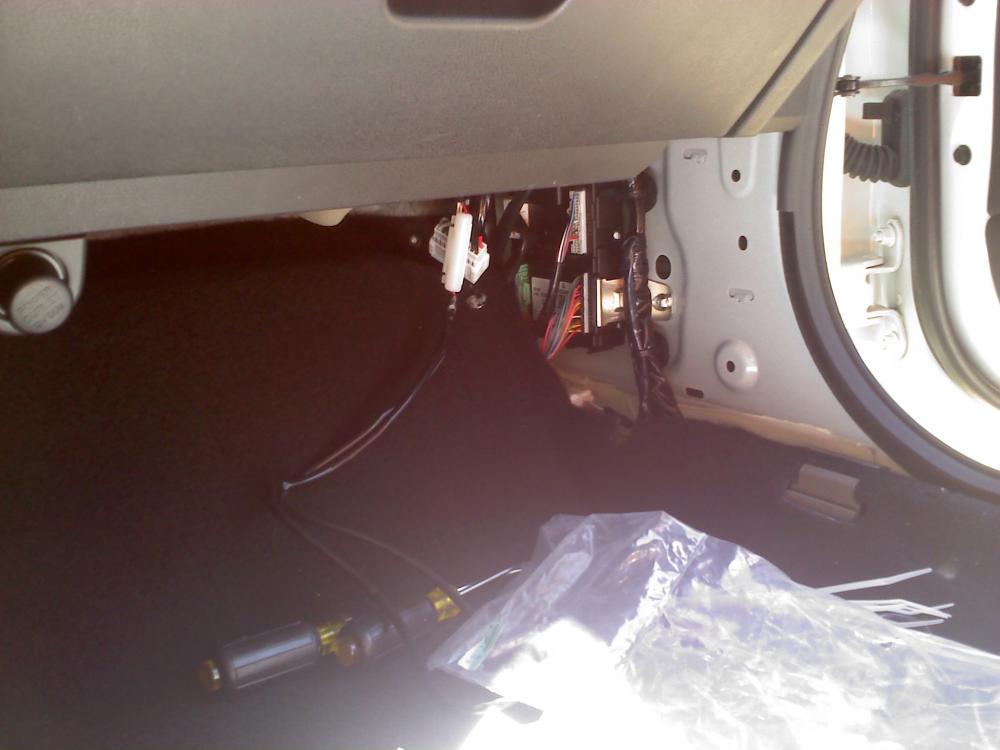 Nissan 370z Forum - Spartan 1771 U0026 39 S Album  Door Plate Install  3-31-2010