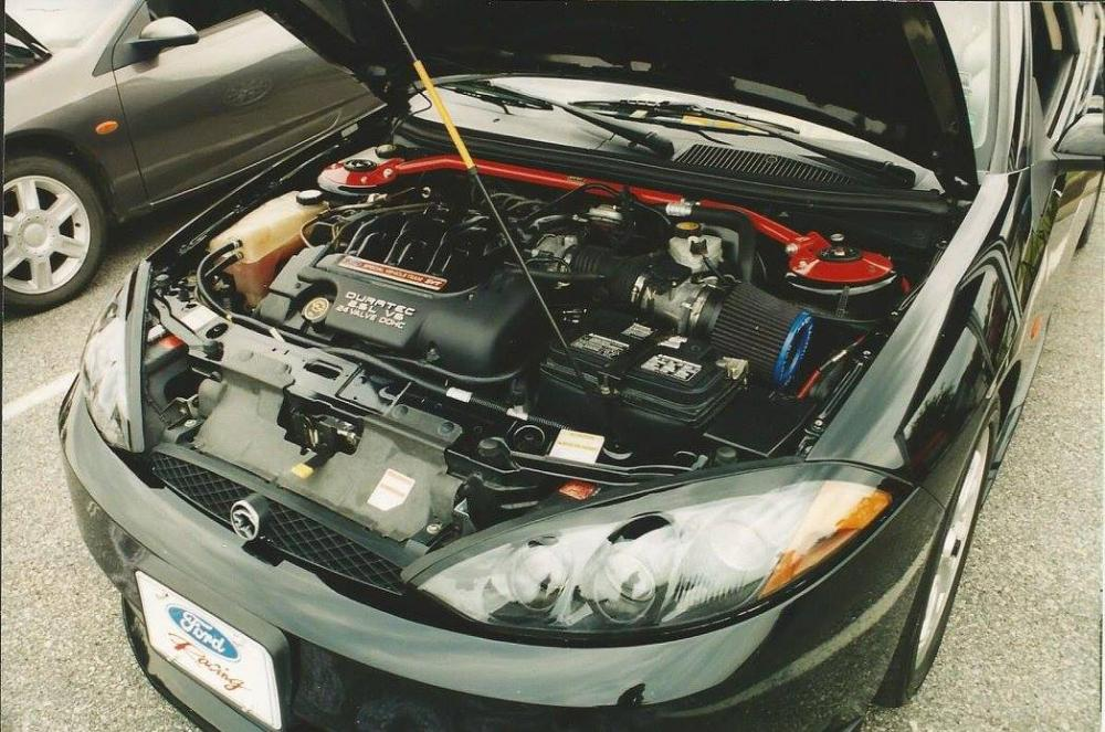 2.5L SVT Duratec V6 with Mods