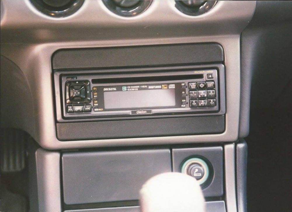 Calarion Pro Audio Head Unit - Circa 2000