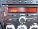 Integrated iPod Control unit: 1 of 2.