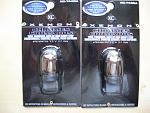 Pilot XC-7440A Xenon Amber Chrome Coated Glass Bulb - Rear Turn Signals.      Get them on Amazon.com for $3.43 each!