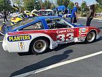 Paul Newman's 300Z Race Car