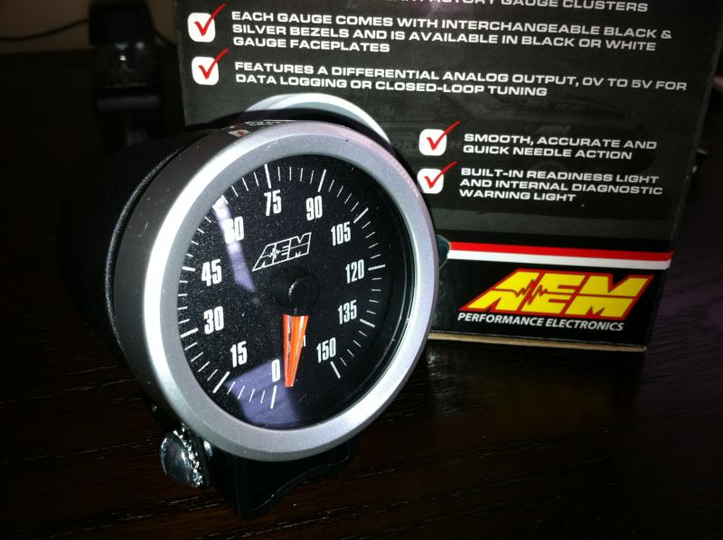 diy  oil pressure gauge