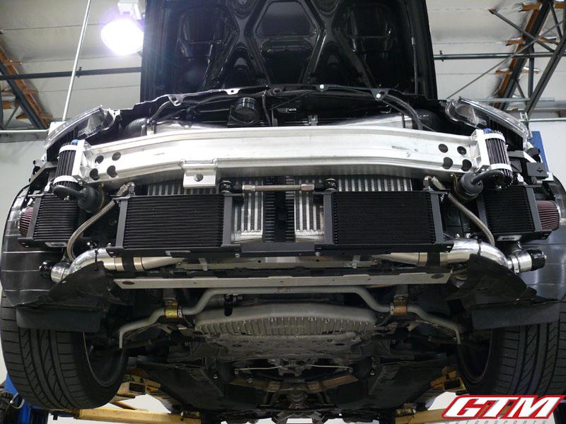 Front no bumper