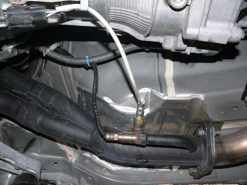 O2 Sensors Issue and Warning (pics) - Nissan 370Z Forum