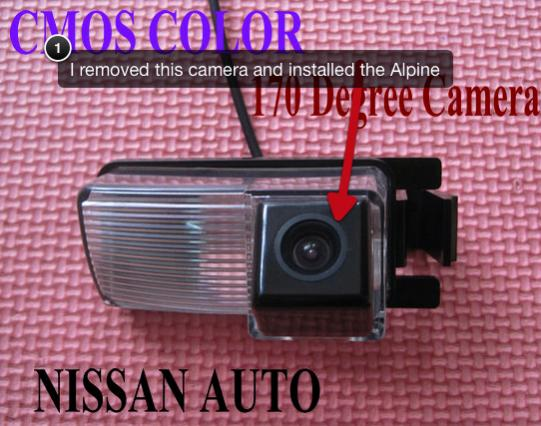 Diy Alpine C117d Rear View Camera Install Nissan 370z Forum