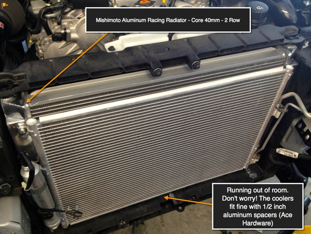 Radiator Csf Or Mishimoto Page 4 Nissan 370z Forum