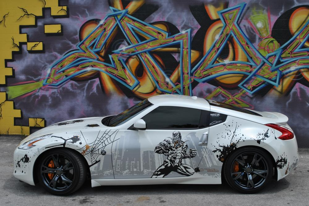 Z Graphics Nissan Z Forum - Custom graphics for cars