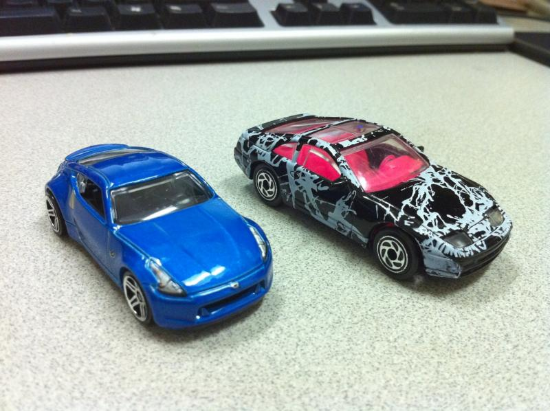 Die Cast Collections Page 2 Nissan 370z Forum