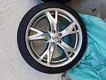 370z Rays Wheels