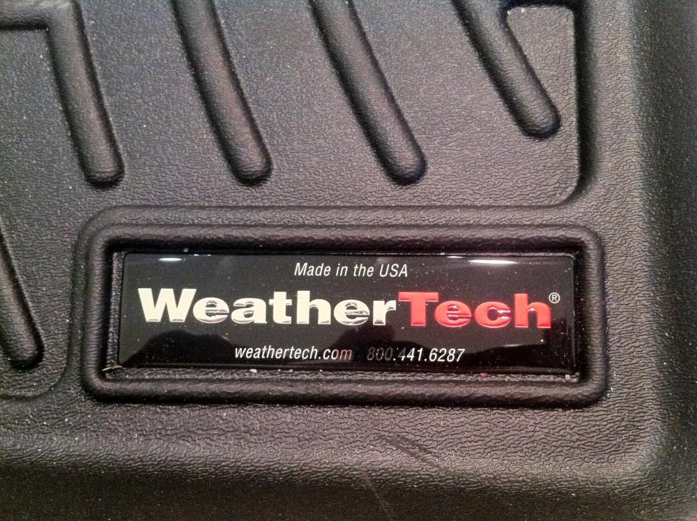 WeatherTech OEM